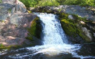Живая сила водопада — что символизирует по фен-шуй, как грамотно использовать