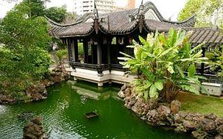 Пагода фен-шуй: надежный защитный талисман