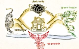 Сила четырех небесных животных по фен-шуй: верные помощники жилища