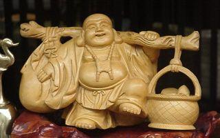 Хотей по фен-шуй: бог удачи и богатства