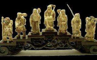 Великолепная семерка — 7 богов счастья по фен-шуй, значение и правила обращения