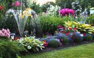 Идеальный фен-шуй сада — главные принципы планировки, обустройство зон