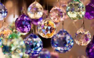 Фен-шуй кристаллы: уникальные свойства и значение