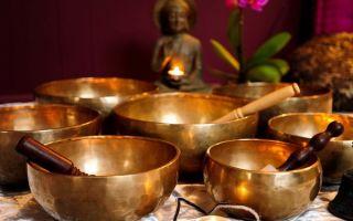 Поющие чаши: умиротворенность и гармония в душе