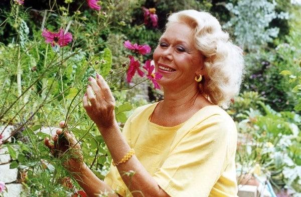 Американская писательница Louise Hay