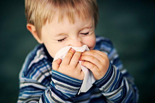 Причина развития гайморита у детей