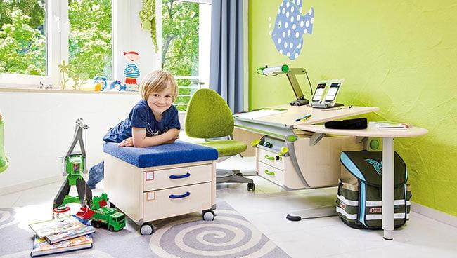 фен-шуй детской комнаты
